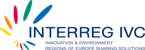 Interreg IVC - Innovation and environment - Regions of Europe sharing solutions - logo